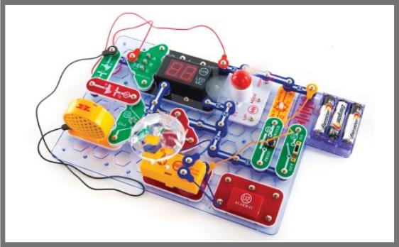 Çıtçıtlı Elektronik Devre