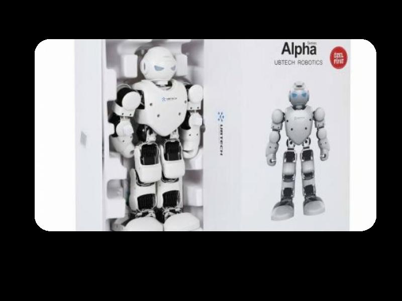 alpha robot