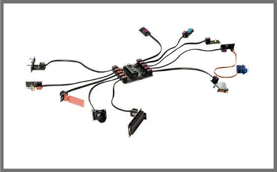 Pinoo Sensörler