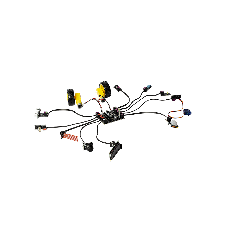 Pinoo motor ve sensörler