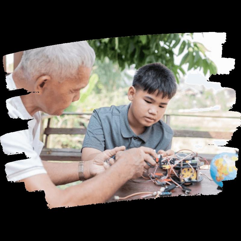 Çocuklarda 21.yy Becerileri ve Robotik Kodlama
