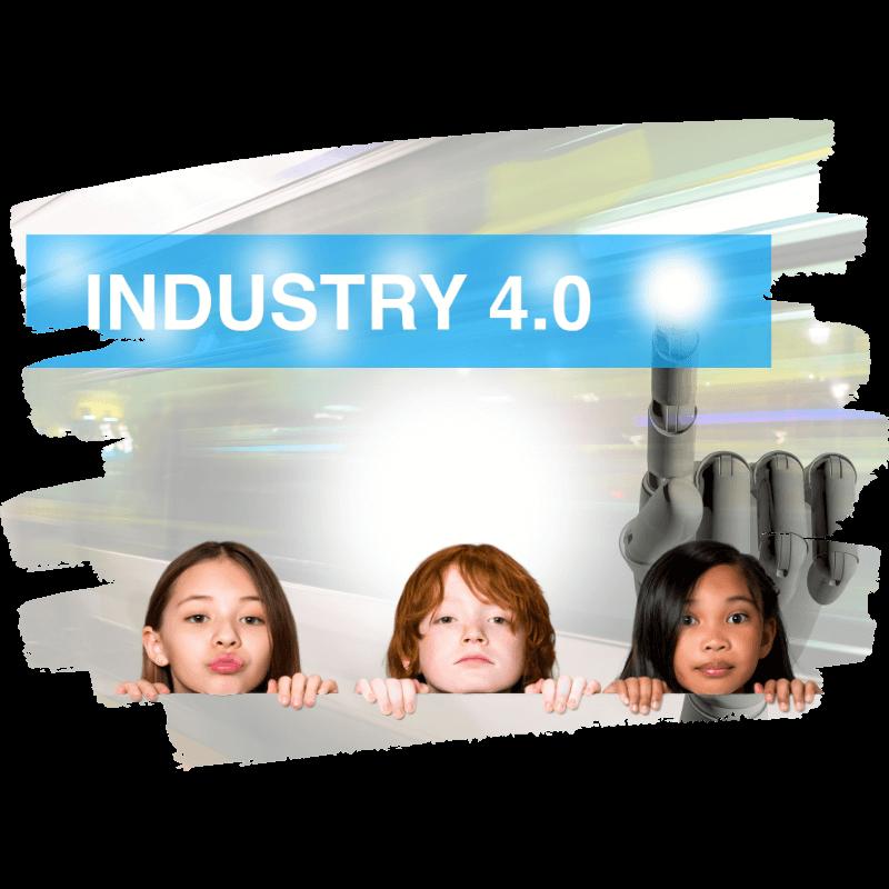 Endüstri 4.0 ve Çocuklar
