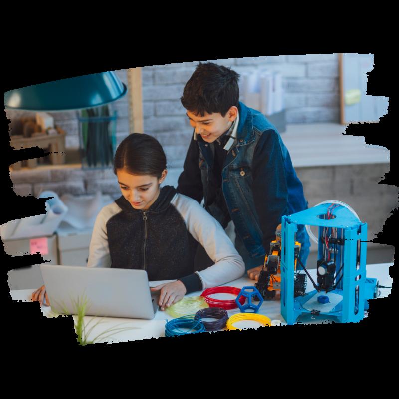 Geleceği Teknoloji, Teknolojiyi Çocuklar Yönetecek