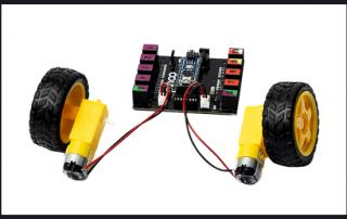 PinooBot ve Motorlar
