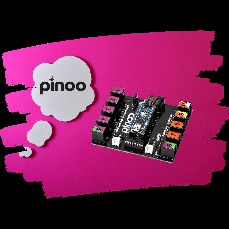 Pinoo'nun Kodlama, Tasarım, Hayal Gücü Ve Üretmek Üzerindeki Etkisi