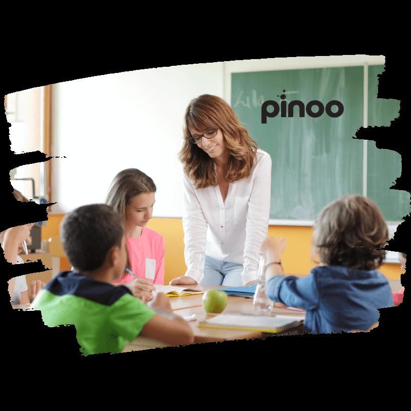 Sınıf Öğretmenleri İçin Pinoo