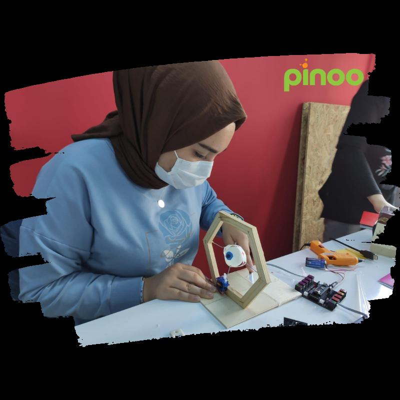 Pinoo ve Kodlama Eğitimi
