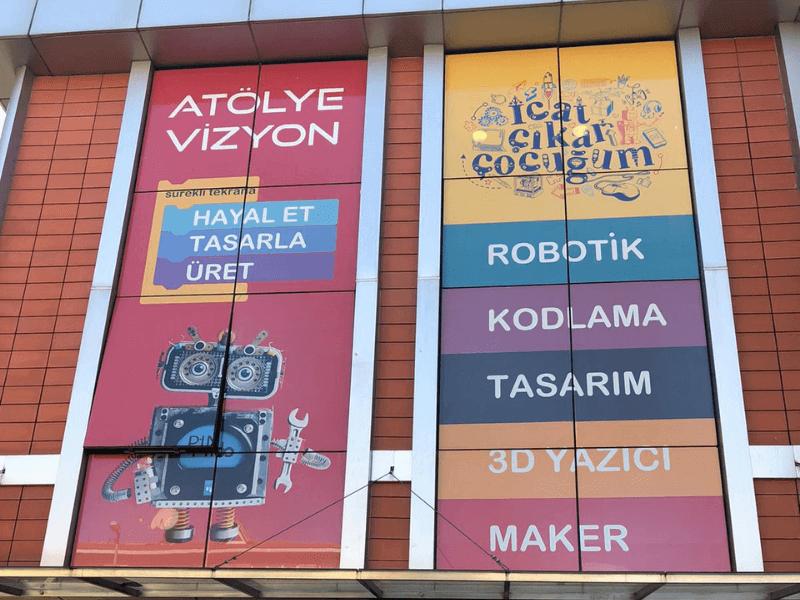 Atölye Vizyon Ataşehir
